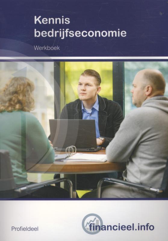 Kennis Bedrijfseconomie - werkboek