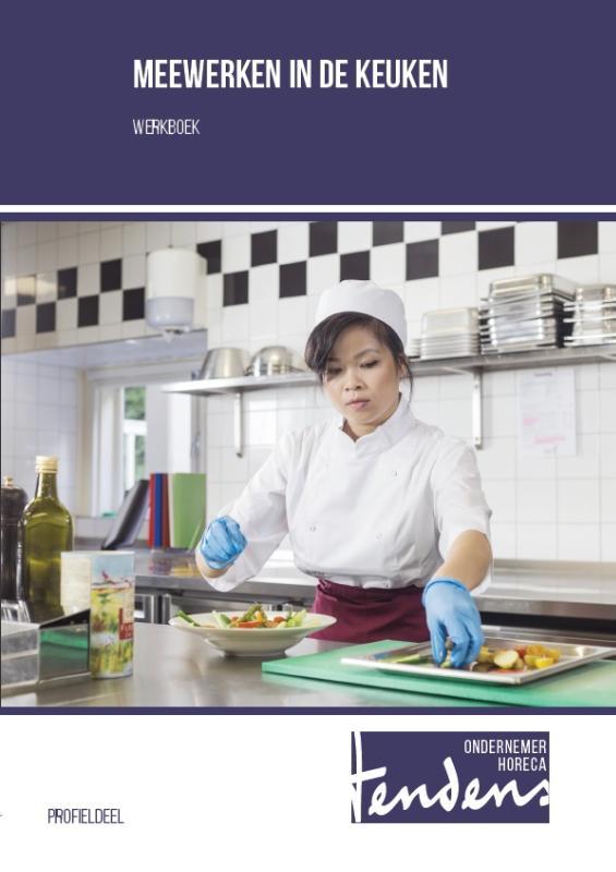 Werkboek Meewerken in de keuken