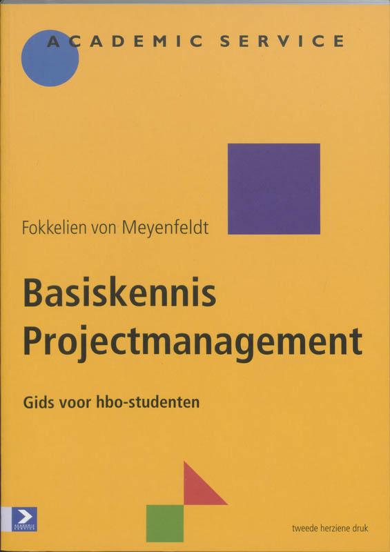Basiskennis Projectmanagement