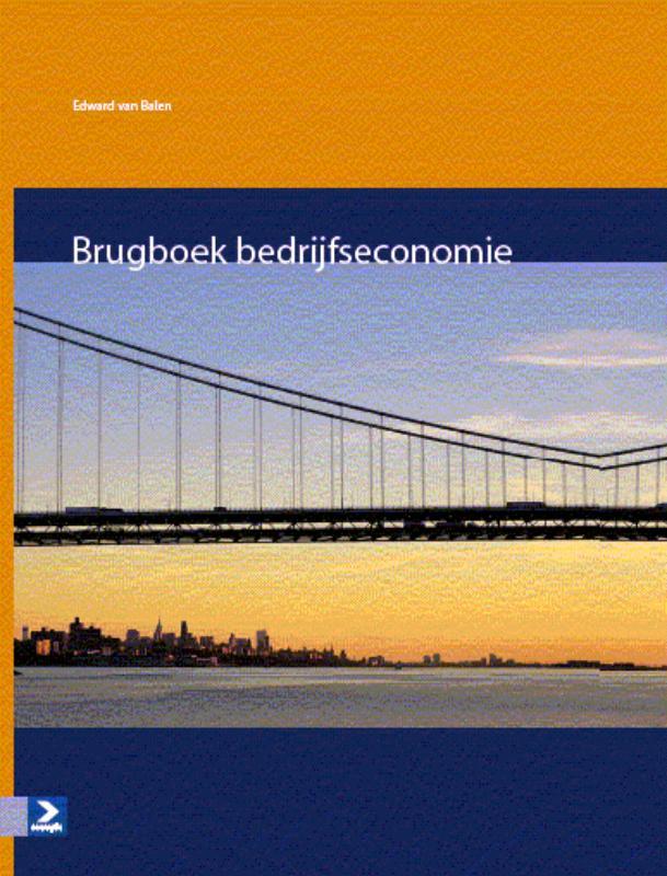 Brugboek Bedrijfseconomie