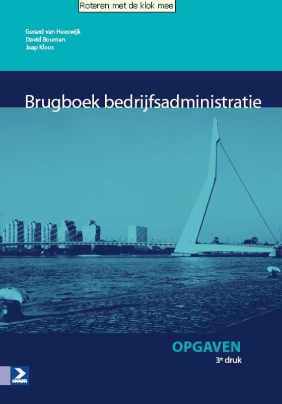 Brugboek Bedrijfsadministratie Opgaven