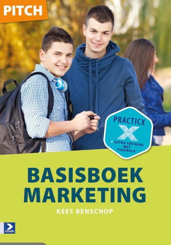 Pitch - Basisboek marketing