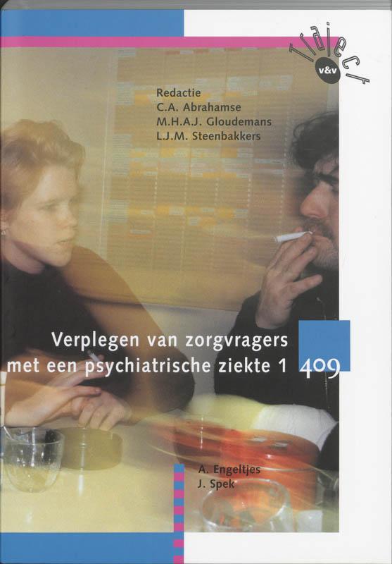 Verplegen van zorgvragers met een psychiatrische ziekte 1