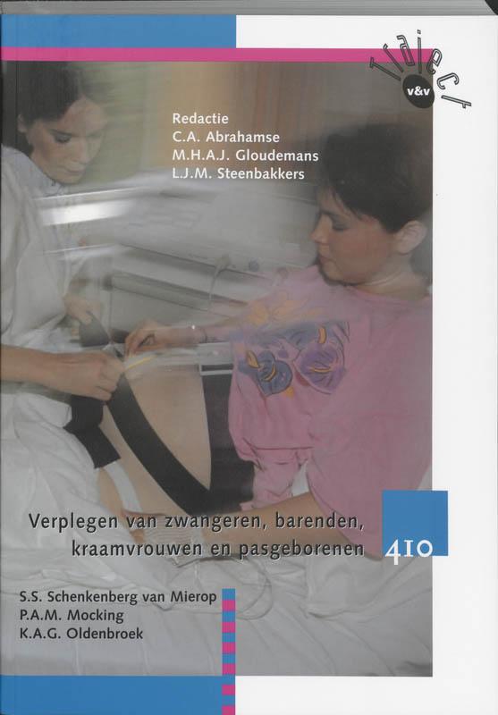 Verplegen van zwangeren, barenden, kraamvrouwen en pasgeborenen