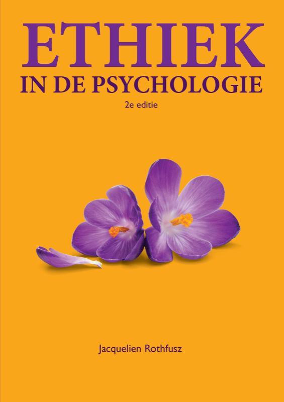 Ethiek in de psychologie
