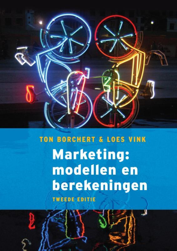 Marketing: modellen en berekeningen + Xtra toegangscode