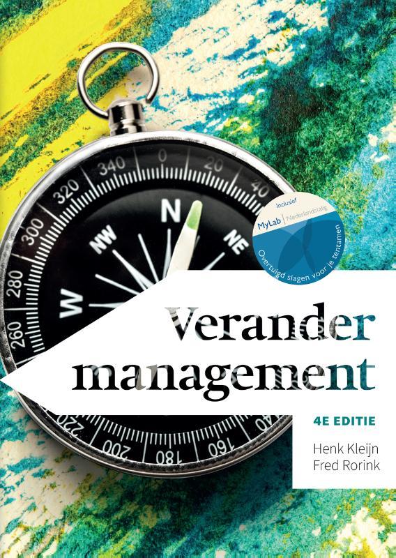 Verandermanagement met MyLab NL