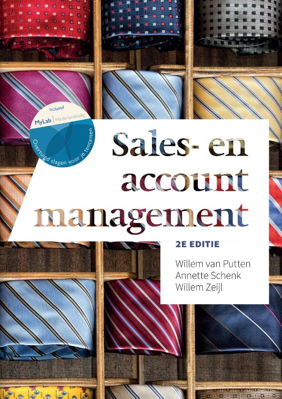 Sales- en accountmanagement, 2e editie met MyLab NL toegangscode