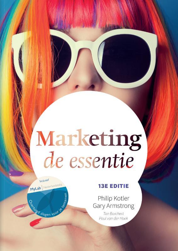 Marketing, de essentie met MyLab NL