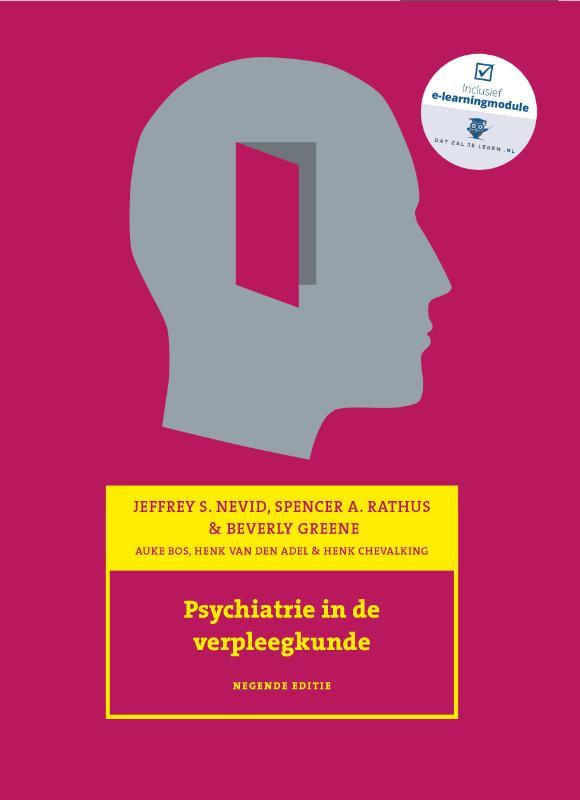 Psychiatrie in de verpleegkunde, 9e editie met ExpertCollege toegangscode