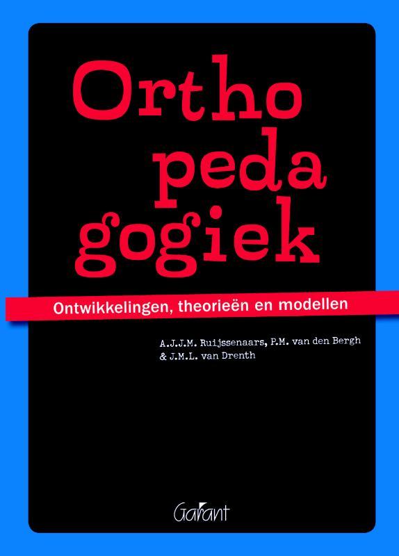 Orthopedagogiek.