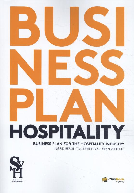 Business plan for the hospitality industry