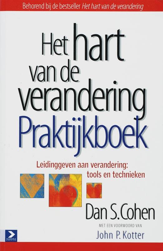 Het hart van de verandering praktijkboek