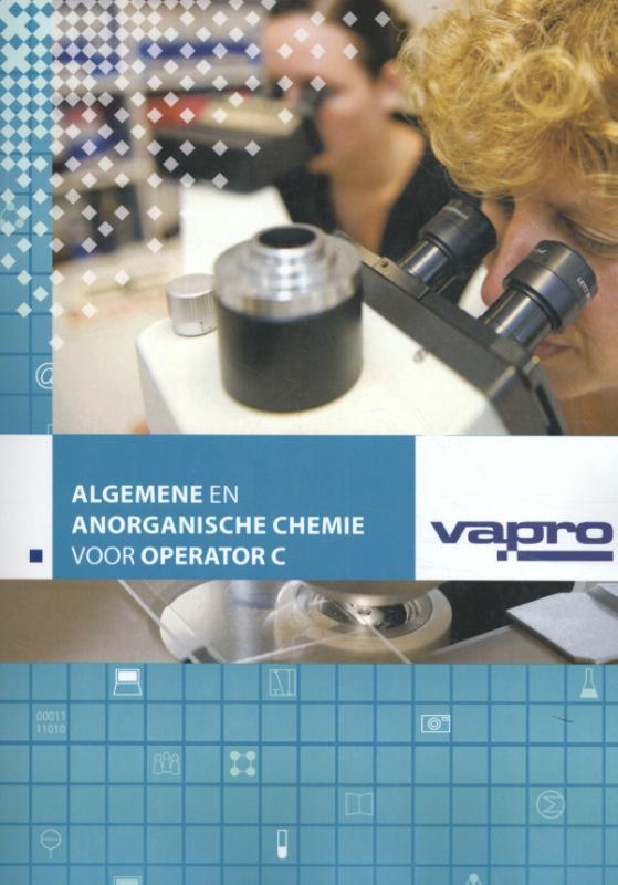 Algemene en anorganische chemie voor procesoperators