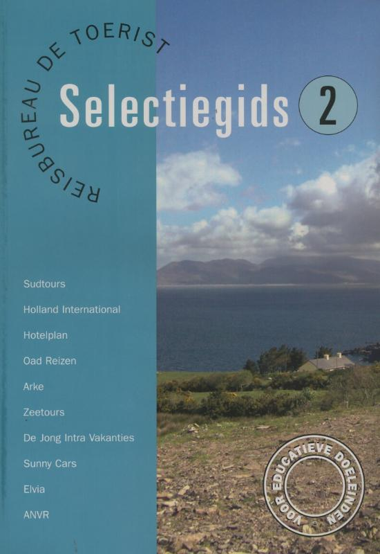 Reisbureau De Toerist Selectiegids 2