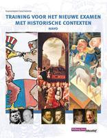 Examenkatern training voor het nieuwe examen met historische contexten havo