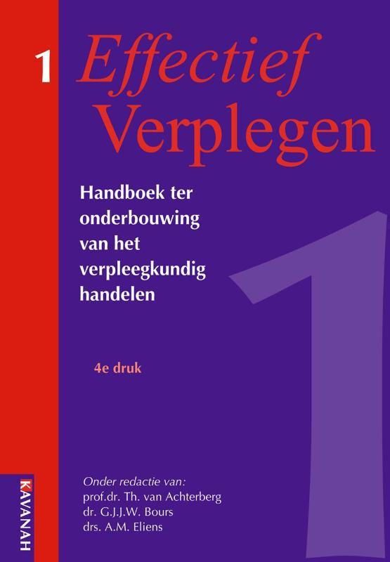 Handboek ter onderbouwing van het verpleegkundig handelen + webapplicatie
