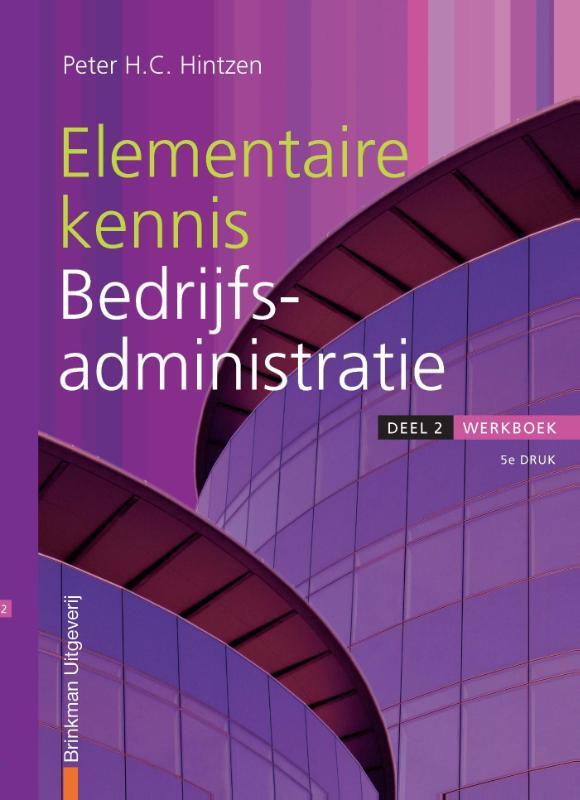 Elementaire kennis bedrijfsadministratie