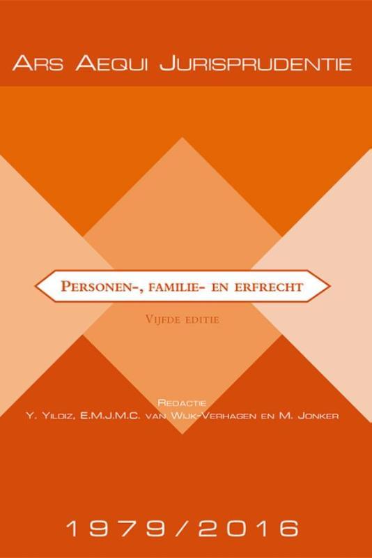 Ars Aequi Jurisprudentie - Personen-, familie- en erfrecht