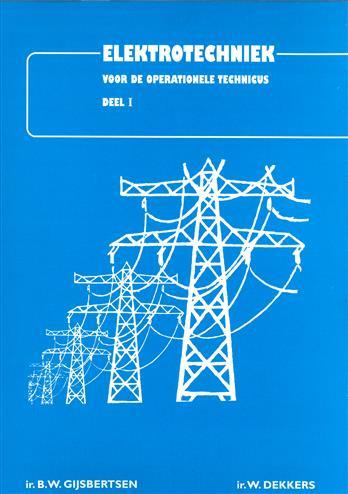 Elektrotechniek voor de operationele technicus
