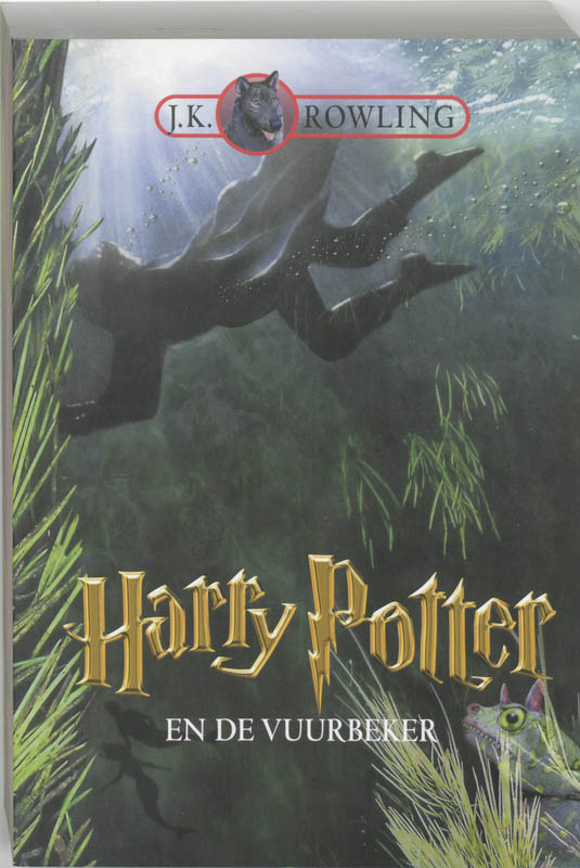 Harry Potter & de Vuurbeker