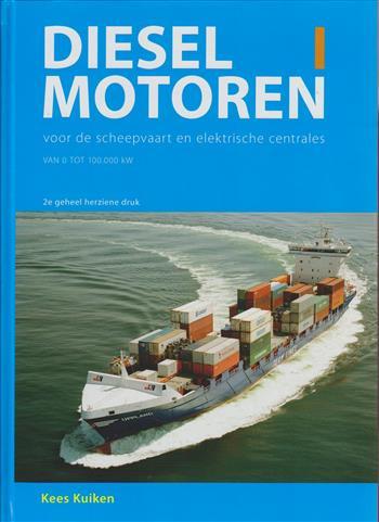 Dieselmotoren voor de scheepvaart en elektrische centrales
