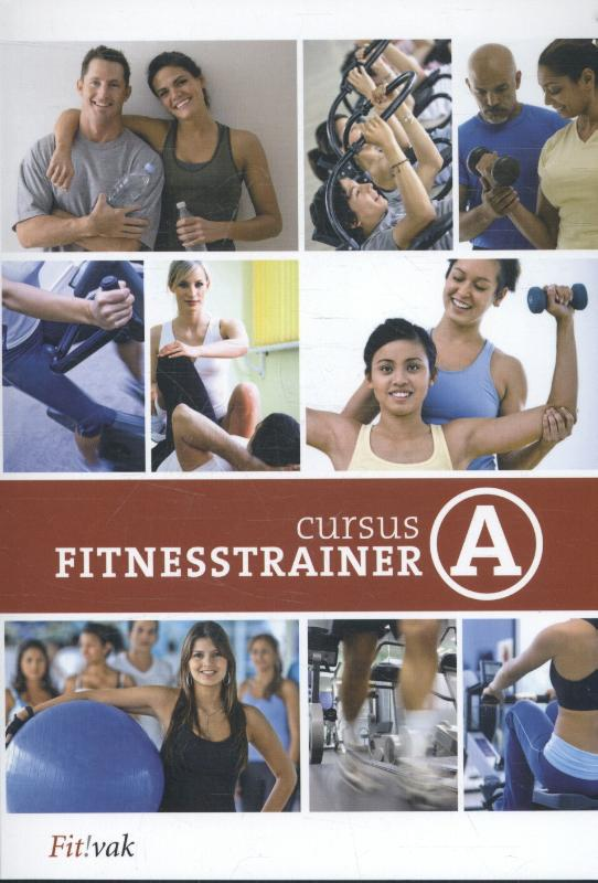 Cursusboek fitnesstrainer