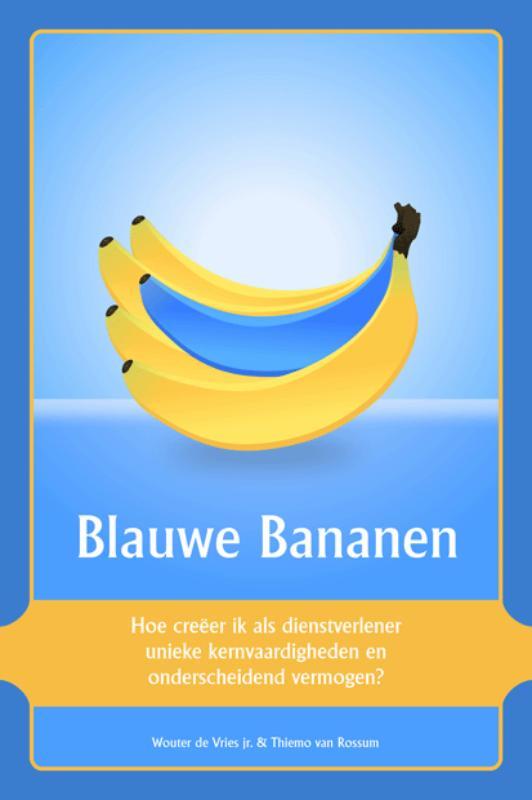 Blauwe Bananen