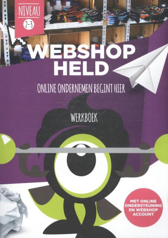 Webshopheld niveau 2
