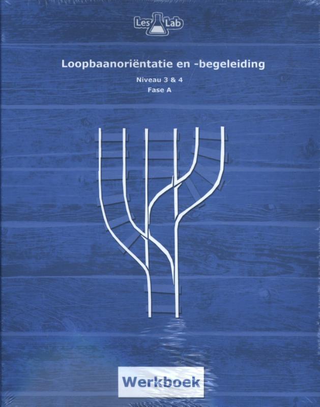 Leslab LOB niveau 3-4, Fase A, werkboek