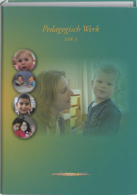 Pedagogisch medewerker SAW 3 Kinderopvang