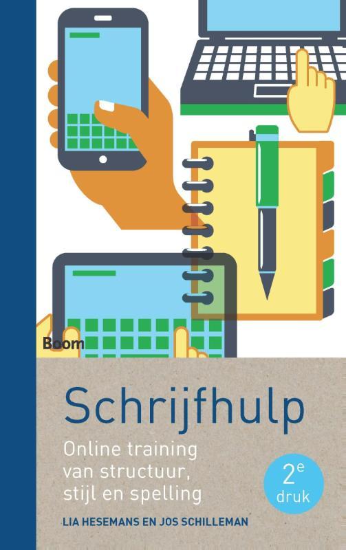 Schrijfhulp - Online training van structuur, stijl en spelling
