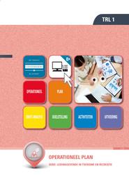 Commercieel operationeel plan (TRL 1)