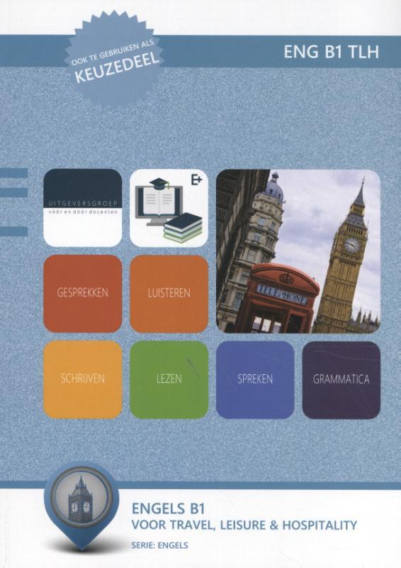 Engels B1-niveau Travel, Leisure&Hospitality (ENG B1 TLH)
