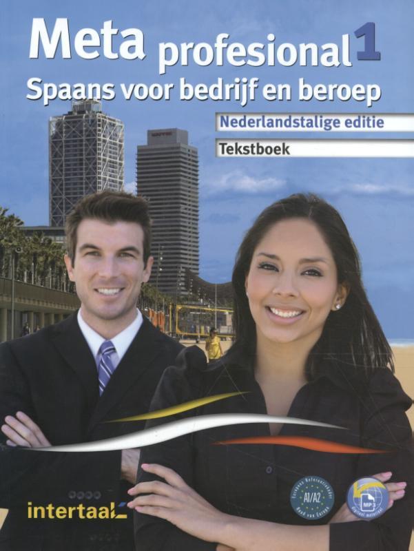 Meta profesional (tweetalig) tekstboek 1