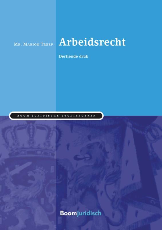 Boom Juridische studieboeken - Arbeidsrecht