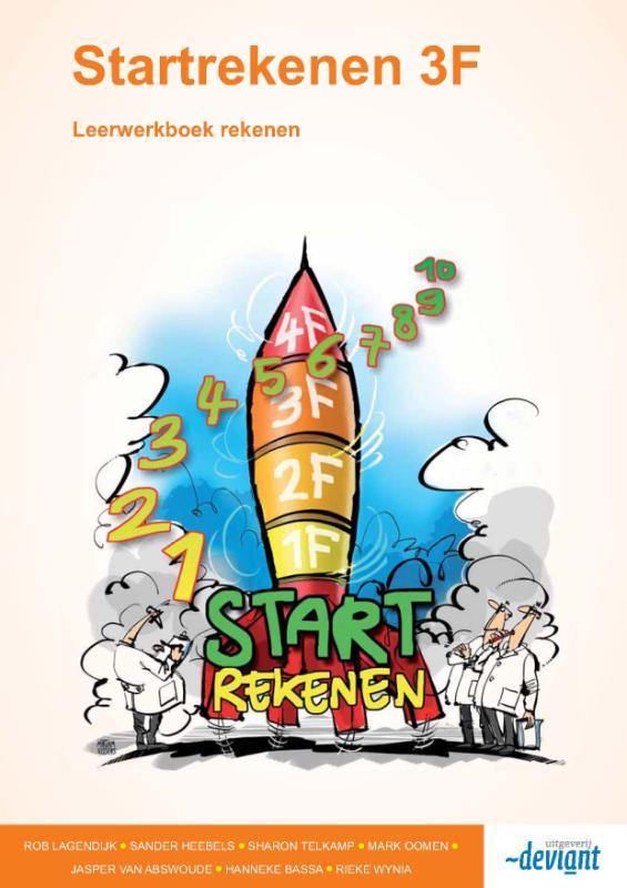 Startrekenen 3F leerwerkboek