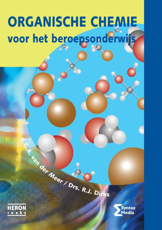 Heron-reeks - Organische chemie voor het beroepsonderwijs